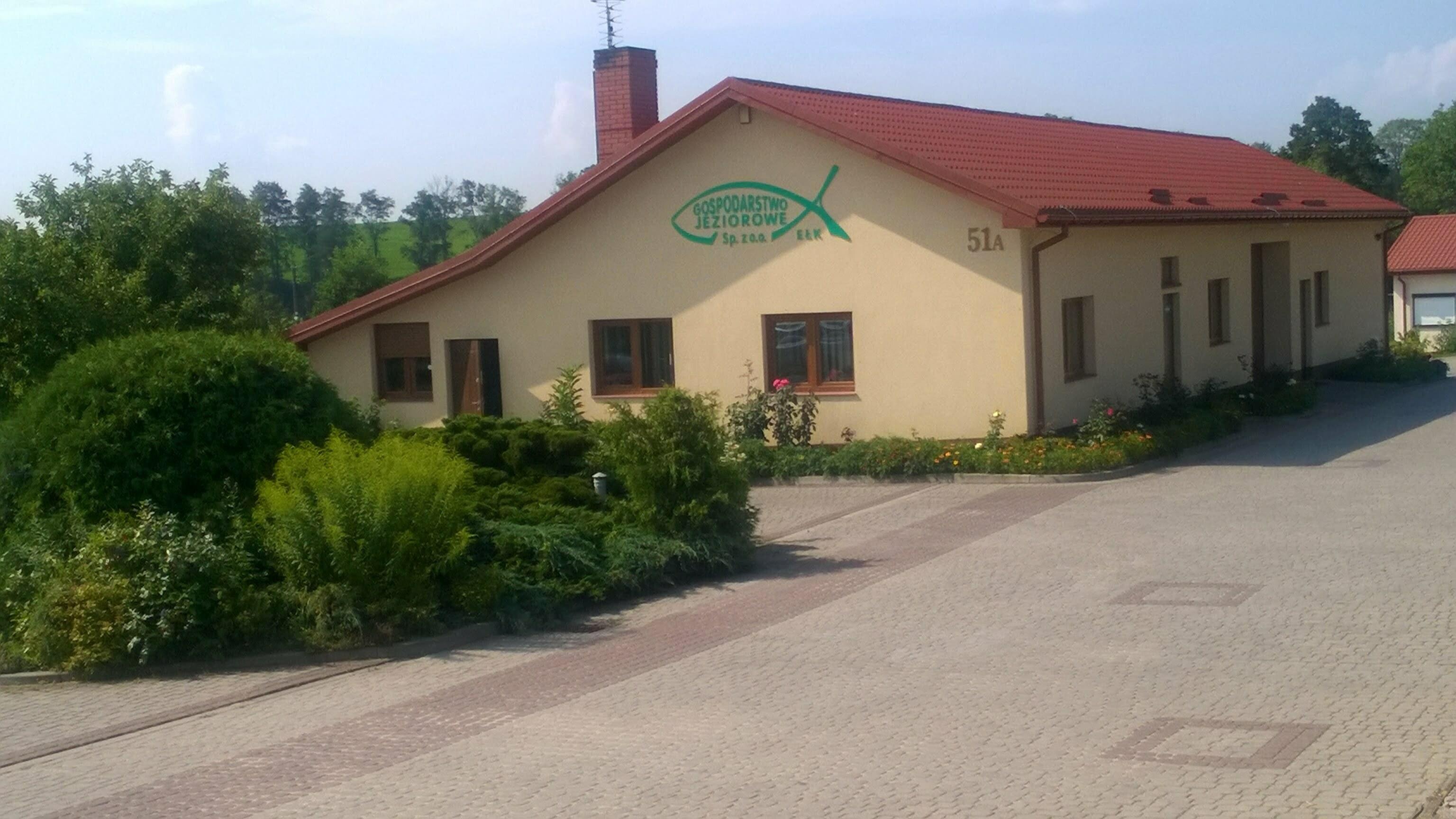 Gospodarstwo Jeziorowe w Ełku